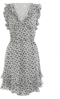 Zimmermann Ruffle Mini Dress