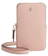 Kate Spade Polly Leather Phone Crossbody Bag