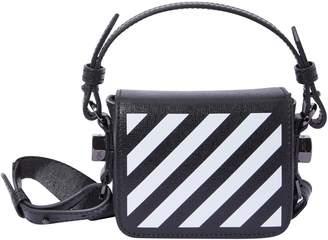 Off-White Off White Diag Flap shoulder bag