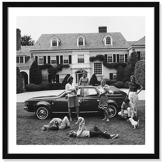 Photos By Getty Images Slim Aarons - Chapin Family - Photos by Getty Images Art