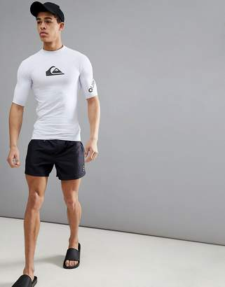 Quiksilver Everyday Volley 15 In Black