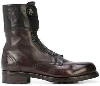 Alberto Fasciani Windy lace-up boots