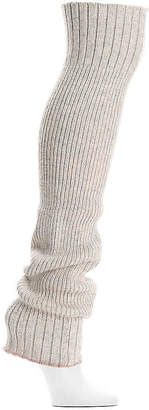 Lemon Tipped Leg Warmers - Women's