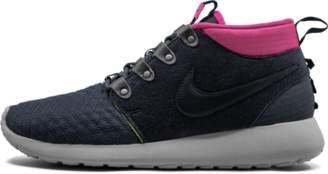 Nike Roshe Run Sneakerboot Gridiron/Dark Obsidian
