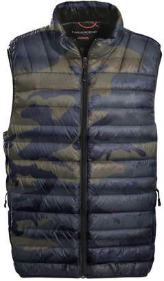 Hawke & Co Men Packable Down Puffer Vest