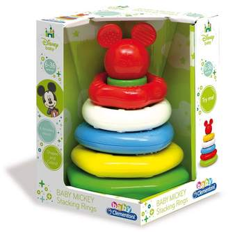 Disney Baby Clementoni Baby Mickey Stacking Rings