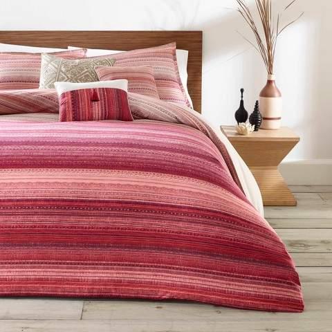 Azalea Skye Red Diya Comforter Set