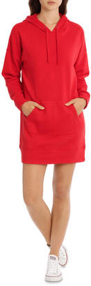 Miss Shop Hoodie Sweat Dress
