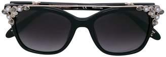 Carolina Herrera embellished sunglasses