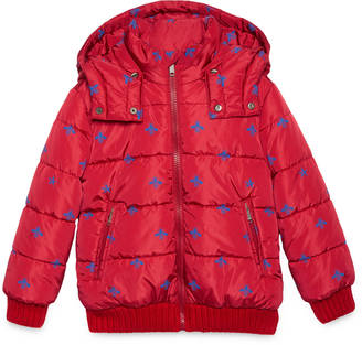 Children's bees stars padded jacket $920 thestylecure.com
