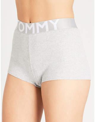 Tommy Hilfiger Stretch-cotton short briefs