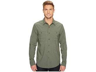 Royal Robbins Long Distance Traveler Long Sleeve Shirt Men's Long Sleeve Button Up