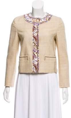 Prada Silk Lightweight Jacket