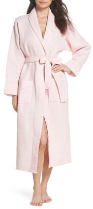 Papinelle Waffle Knit Cotton Robe