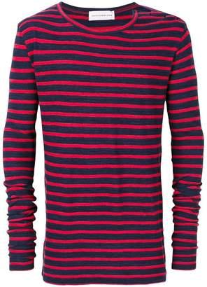 Faith Connexion striped sweatshirt