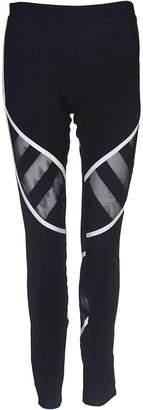 Y-3 Mesh Panel Leggings