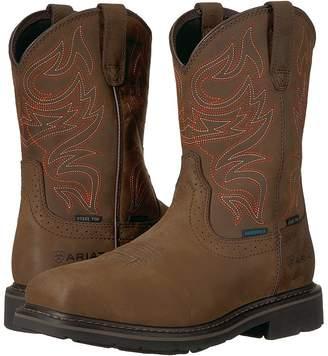 Ariat Sierra Delta H2O Steel Toe Cowboy Boots