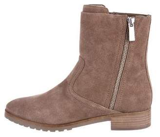 MICHAEL Michael Kors Andi Suede Ankle Boots