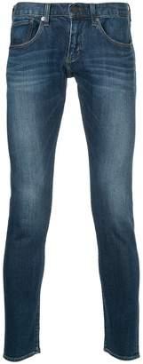 Monkey Time Stonewashed Skinny Jeans