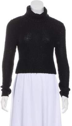 Elizabeth and James Turtle Neck Knit Sweater
