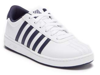 K-Swiss Classic Pro Leather Sneaker (Toddler & Little Kid) - Wide Width Available