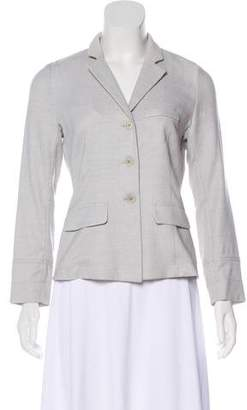 Arabella Rani Wool-Blend Notch Lapel Blazer