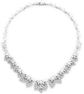Adriana Orsini Crystal Statement Necklace