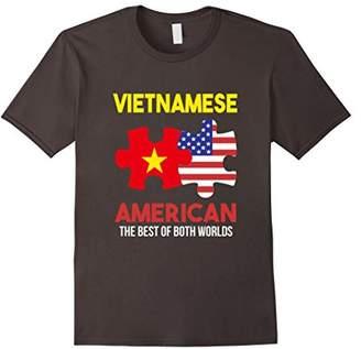 Vietnamese American Pride T-Shirt