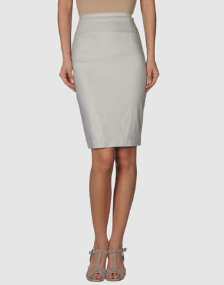 Mauro Gasperi Knee length skirts - Item 35143238GM