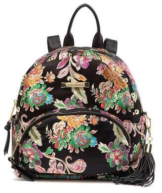 Steve Madden Do Embroidered Floral Backpack