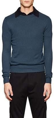 Prada Men's Cashmere Crewneck Sweater