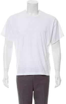 MM6 MAISON MARGIELA Short Sleeve Hole T-Shirt w/ Tags