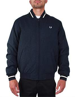 Fred Perry Marl Bomber Jacket
