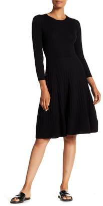 James Perse VIintage A-Line Knit Dress
