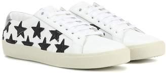 Saint Laurent SL/06 Court Classic leather sneakers