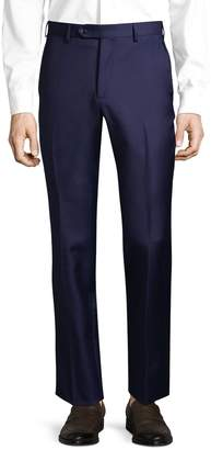 Lubiam Men's Wool Trousers