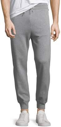 Moncler Gamme Bleu Cotton Jogger Pants