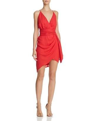 Style Stalker Stylestalker Dacey Faux-Wrap Dress