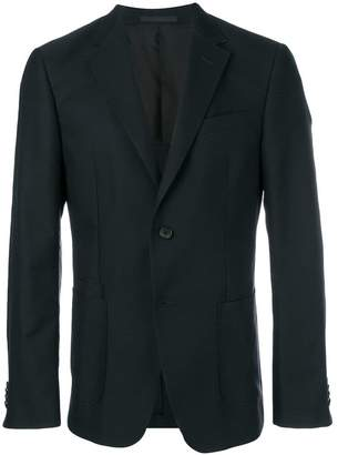 Z Zegna single breasted jacket