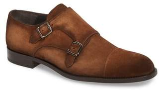 To Boot Quentin Cap Toe Monk Shoe
