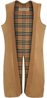 Burberry Long Chelsea and Kensington Fit Heritage Warmer