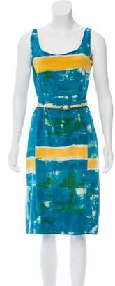Samantha Sung Julianne Silk Dress w/ Tags
