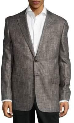 Giorgio Armani Buttoned Jacket