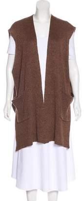 Soyer Linen High-Low Vest
