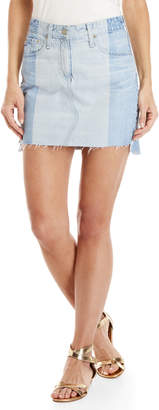 AG Adriano Goldschmied Denim Skirt