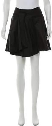 Etro A-Line Mini Skirt