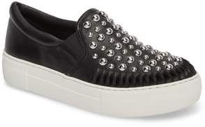J/Slides AZT Studded Slip-On Sneaker