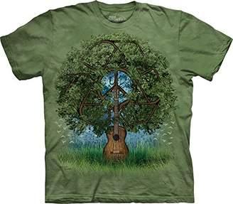 The Mountain Women's Men's Guitar Tree T-Shirt