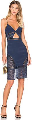 NBD Aubrey Midi Dress