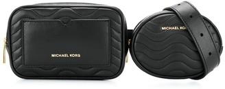 MICHAEL Michael Kors double-pouch belt bag